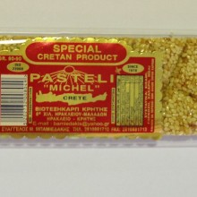 Nr.: 804 Pasteli mit Sesam 90 g